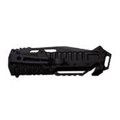 MTech USA A933 Two-Tone Aluminum Handle Folding Knife