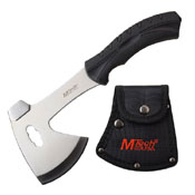 MTech USA Injection Molded Rubber Handle Axe - Wholesale