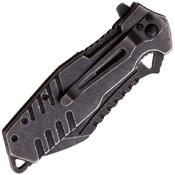MTech USA Xtreme Ballistic Fine Serrated Folder Knife
