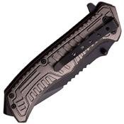 Tac Force 918GY Speedster Folding Knife with Pocket Clip