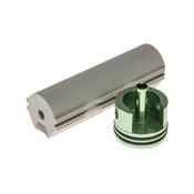 AOE Cylinder Head & Piston ( w/ 10 Metal Teeth)