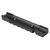 Ncstar 3/8 Short Dovetail To Picatinny Adapter Rail