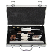 Ncstar Universal Gun Cleaning Kit With Aluminum Carry Case - Wholesale
