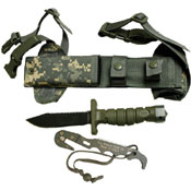 Ontario Aseka Survival Knife System