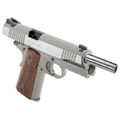 Colt 1911 Rail CO2 Pistol (Wood Grips)