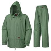 Pioneer Polyester PVC Rain Suit