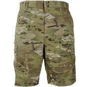 Propper Mens Zip Fly BDU Short - Battle Rip