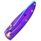 Smith & Wesson Bullseye Little Pal Rainbow Folding Knife