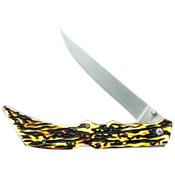 Schrade Uncle Henry Lockback Folding Fillet Knife
