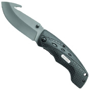 Schrade OT Copperhead F-E Guthook Liner Lock Folding Knife