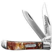 Schrade Imperial Trapper Folding Blade Knife