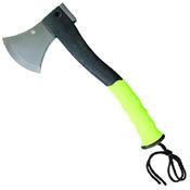Schrade Stainless Steel Blade with Fire Striker Axe