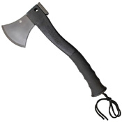 Schrade Stainless Steel Blade with Fire Striker Large Axe