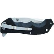 Schrade Tactical Utility Black G10 Handle Folding Knife