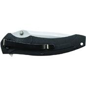 Schrade Large Utility Liner Lock 3.63 Inch Plain Blade Folding Knife