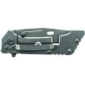 Schrade Frame Lock Tanto Index Flipper Folding Knife