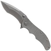 Schrade SCH601TI Pattern Titanium Folding Knife
