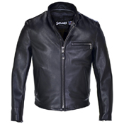Classic Racer Leather Motorcycle Jacket - Wholesale