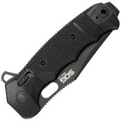SEAL XR S35VN Steel Blade Folding Knife