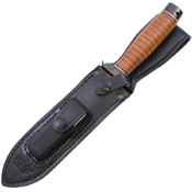 SOG Black TiNi Agency Knife