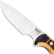 HuntsPoint Drop-Point Fixed Blade Skinning Knife