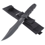 SOG P37 Black Ballistic Nylon MOLLE Sheath - Wholesale