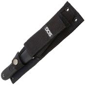 Pentagon Fixed Blade Knife w/ Ballistic Nylon Sheath