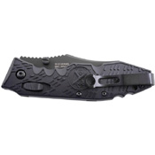 Sog Toothlock Black Folding Knife