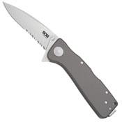 SOG Twitch XL Folding Knife - Aluminum Handle