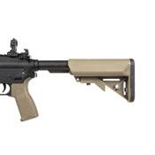 EDGE-SA-E14 M4 RIS AEG Airsoft Rifle - Half Tan