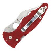 Yojimbo 2 CTS-BD1 Steel Blade Training Knife - Red