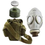 Adult Russian Gas Mask Kit