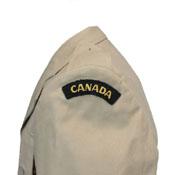 Canadian Army DEU - Tan