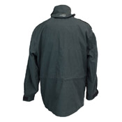 All Season Cadet Coat - Dark Green