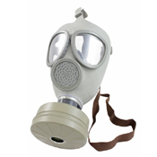 Czech CM-4 Gas Mask and Filter