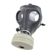 Israeli Defense Force M4A1 Gas Mask and Filter