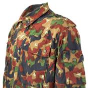 Swiss Alpenflage Light Weight Jacket