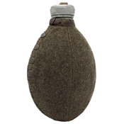 Canteen Swedish Used With Cover