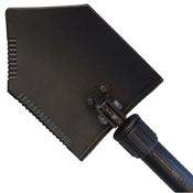 Military Issue Tri-Fold Entrenching Shovel