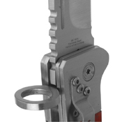 Exclusive AK Cedar Stainless Steel Folding Knife