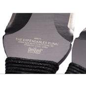 Exclusive Kunai Three Piece Set Black Throwing Knife