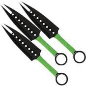 United Cutlery Black Legion Triple Terror 3 Pcs Thrower Knife