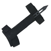 United Cutlery Undercover Sabotage Thrower Knife - Black