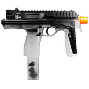 Combat Zone Mag 9 Clear Electric Gun