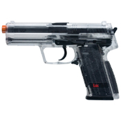 Heckler and Koch Clear USP Spring Airsoft Gun