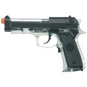 Beretta 92 FS Electric Clear Airsoft Pistol