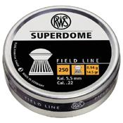 RWS Superdome Field Line 0.22 Caliber Airgun Ammunition