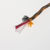 ParaTinder 100 Feet PDQ 6-Count - Orange/Gray
