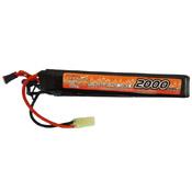 VB Power 11.1V 2000mAh LIPO Airsoft Battery