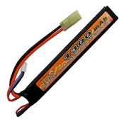 VB Power 7.4V 1300mAh LIPO Mini Airsoft Battery